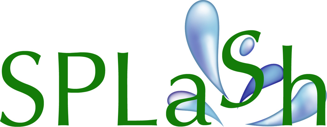 SPLaSh color logo